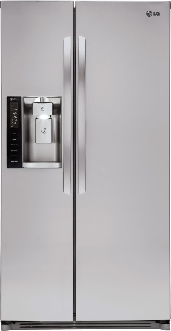 LSXS26326S LG Side By Side Refrigerator