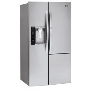 LSXS26366S LG Side By Side Refrigerator