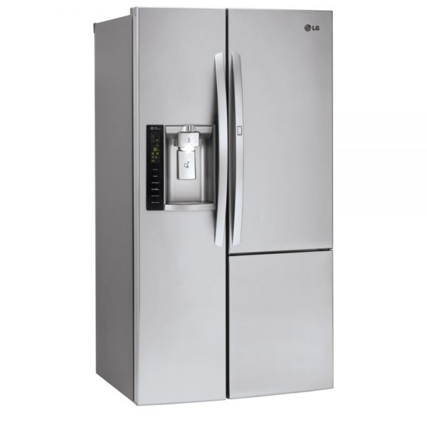 LSXS26366S LG Side By Side Refrigerator